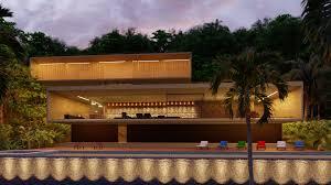 101 Paraty House 3d Modeled Marcio Kogan In Sketchup Sketchup