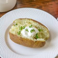 How To Cook Fluffy Baked Potatoes In The Pressure Cooker