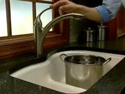 Kohler Langlade Smart Divide Sink by Smart Divide Kitchen Sinks Kohler