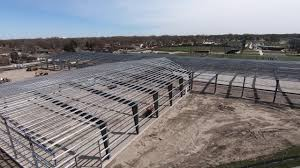 100 Kube Homes Sports Complex Construction Footage 41619 YouTube