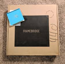 Framebridge Review + Coupon — May 2018 – Subscriptionista Smallwoodhecom February 122 Coupon Codes Framebridge Framebridge Ramps Up For More Really Save To 40 On Sale Styles At Nike And Take 30 Off Cyber Monday Home Deals 2019 Top Fniture Decor Sales Ptscargo Code Upto 10 Promo Holiday 20 Off First Order Of 175 Popsugar Must Have Box Review October 2017 Competitors Revenue Employees Owler Online Custom Picture Frames Art Framing Gretchen Rubin Sponsors Crooked Media
