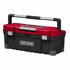 Portable Tool Box Craftsman Chest Power Organizer Case 26