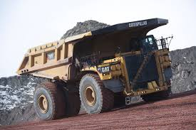 Caterpillar Rolls Out 1000th 797B Mining Truck