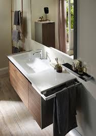 yso waschtisch mit möbel in nussbaum bad spiegel