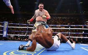 Anthony Joshua Defeated By Andy Ruiz Jr How It Happened What Was Said
