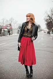 Outfit Idea 2 A Vintage Bohemian Skirt