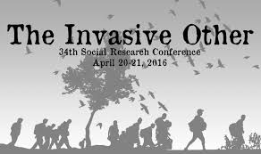The Invasive Other Center For Public Scholarship