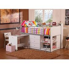 Bunk Bed With Desk Walmart by Charming Loft Bedroom Furniture Part 14 Pinterest Home