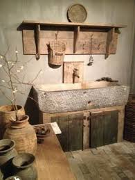 Primitive Kitchen Sink Ideas by Like Concrete Sinks Not Crazy About The Galvanized Steel Back