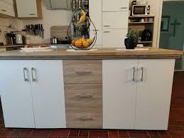 respekta küche mit insel inkl elektrogeräte