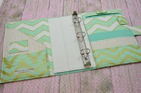 Decorative 3 Ring Binders by Diy Fabric Covered Binder Ideas About 3 Ring Binders On