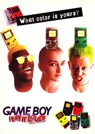 Game Boy - Play It Loud Ad | Retro Arcade Mania | Pinterest | Game ...