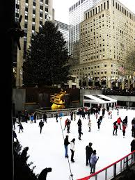 Rockefeller Plaza Christmas Tree Cam by Christmas Vacation Day 2 Power Of A Moment