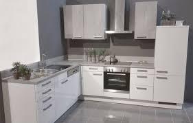 einbauküche mankagloss 12 weiß hochglanz beton küchenzeile l form 305 x 245 cm mit e geräte