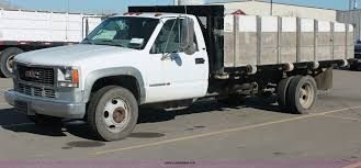 1998 GMC Sierra 3500 HD Dump Truck   Item E2538   SOLD! Febr... 1989 Gmc 3500 Dump Truck For Auction Municibid Sierra 3500hd Reviews Price Photos And Used 2011 Chevrolet Hd 4x4 Dump Truck For Sale In New Jersey Chevy Carviewsandreleasedatecom Trucks 2005 Fire Red Regular Cab 4x4 Dually Chassis Chevrolet Ck Wikiwand Farming Simulator 2015 1998 Dump Truck Item E2538 Sold Febr Gmc Trucks Maryland Delightful Sale Used Work In