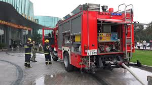 100 Fire Trucks Unlimited Chinese Fire Truck Firefighters Fire Drill Exercise Vehicle