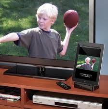 iPad to TV Dock So you have got this great video that you have