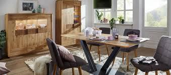 wohnzimmer esszimmer hulsig wildeiche massiv skanmøbler