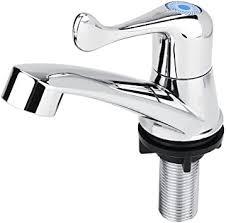 einzelne kaltwasserhahn abs kunststoff einhand becken wasserhahn wasserhahn badezimmer becken restroom waschbecken waschbecken wasser waschbecken