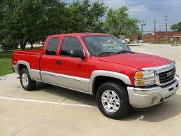 100 Used Gmc Truck 2005 GMC Sierra 1500 Ext Cab 1435 WB 4WD SLT At