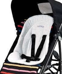 Amazon.com : Peg Perego Baby Cushion, White : Stroller : Baby