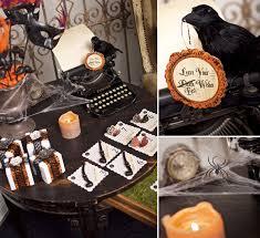 Victorian Halloween Party Ideas