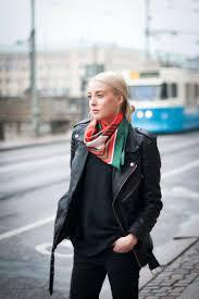 how to wear a silk scarf u2013 glam radar