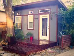 Tuff Shed San Antonio by A Premier Pro Studio Makes A Great Tinyhome With Plenty Of Light