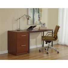 Jesper Office Executive Desk by Highland 75 By Jesper Office Jesper Office 482 White Lacquer