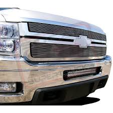 20 led light bar bumper mount package 11 14 chevy silverado 2500hd