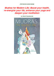 100 Whatever You Think Think The Opposite Ebook PDF Mudras For Modern Life Boost Your Health Reenergize Yo