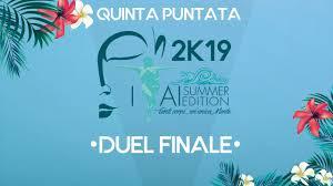 100 Itai Itai Itai 4 Quinta Puntata Stage ITAI Summer IV Ed2019