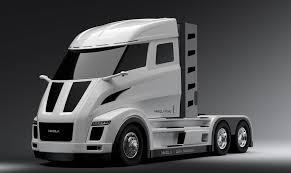 100 Tc Trucking Nikola And Bosch Team On Powertrain Design For Hydrogen Electric