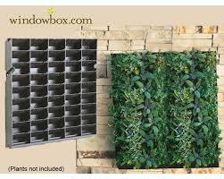 Gorgeous Vertical Garden Living Wall Planter Vertical