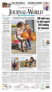 Pumpkin Patch Powell Wy by Lawrence Journal World 10 20 11 By Lawrence Journal World Issuu