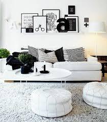 23 inspirierend dekoration wohnzimmer schwarz weiß