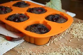 Vegan Pumpkin Muffins Applesauce by Chocolaty Muffins With Hemp Flour