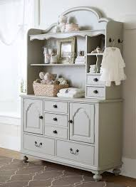 Baby Changing Dresser With Hutch by Wendy Bellissimo Nursery Furniture Wendy Bellissimo