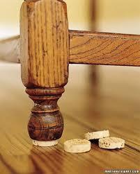 Rubber Chair Leg Protectors For Hardwood Floors by 25 Unique Furniture Floor Protectors Ideas On Pinterest Diy