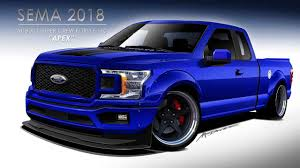 100 Custom F150 Trucks Check Out 8 Ford FSeries Pickups Coming To SEMA UPDATE