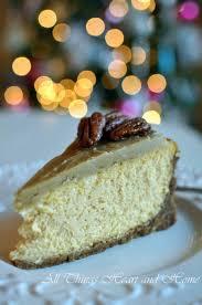 Pumpkin Pie With Gingersnap Crust Gluten Free by Pumpkin Cheesecake With Ginger Snap Pecan Crust U0026 Praline Topping