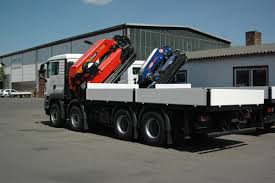 Schuch Engineering International - Boom Trucks