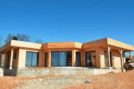 maison ossature bois cle en prix moyen pour la construction d une maison en bois