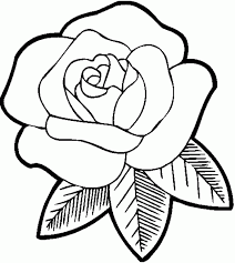 Mobile Coloring Pages To Color Online For Free In Rose