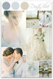 Soft Neutral Wedding Color Ideas