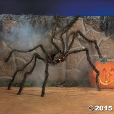 Preschool Halloween Spider Books by Amazon Com Fun Express Realistic Hairy Spider With Led Eyes Toys