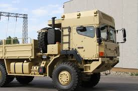 Rheinmetall To Supply Over 2,200 State-of-the-art Trucks To German ...
