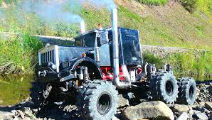 EXTREME Off Road 6X6 Semi Truck - HD OVERKiLL