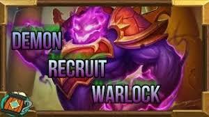 warlock hearthstone deck frozen throne category frozen throne warlock