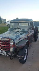 Vintage 1952 Willys Jeep Pickup 4x4 Truck Running Rat Rod Patina ... 1952 Willys Jeep Pickup S5 Des Moines 2011 Pinterest Pickup Wikipedia A Visual History Of Trucks The Lineage Is Longer Than Rare Aussie1966 4x4 Vintage Vehicles 194171 Truck Rat Rod Stuff Rats Off Road Action Willys Truck Willysoverland Motors Inc Toledo Ohio Utility 14 Ton 4 Skunk River Restorations Andreas 1963 Kubota V2403t Diesel Walkaround Youtube Vince Fisher Kaiser Blog Fire Used Cj For Sale In Nashua New